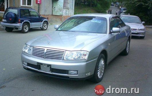 Nissan Cedric 2002 - отзыв владельца