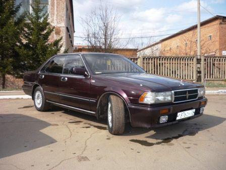 Nissan Cedric 1991 - отзыв владельца