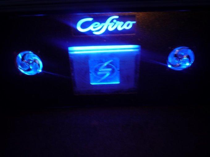 Nissan Cefiro.