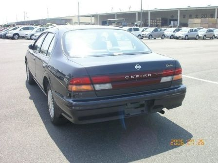 Nissan Cefiro 1996 - ����� ���������