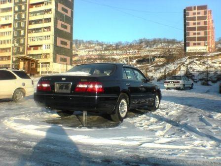 Nissan Cima 1996 - отзыв владельца