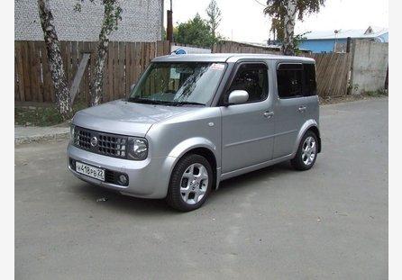 Nissan Cube 2003 ����� ���������