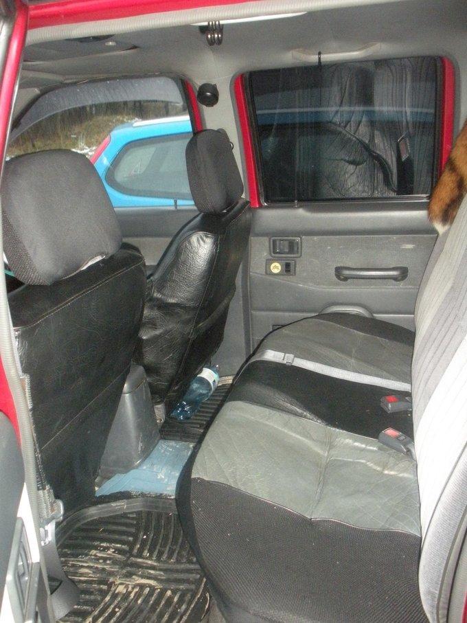 Nissan Datsun.