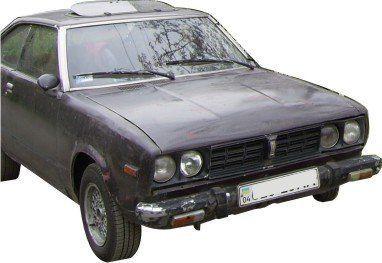 Nissan Datsun 1979 - отзыв владельца