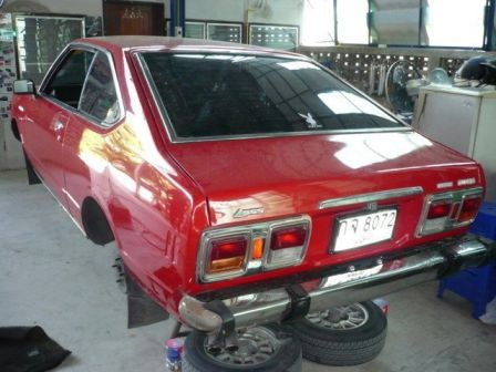 Nissan Datsun 1979 - ����� ���������