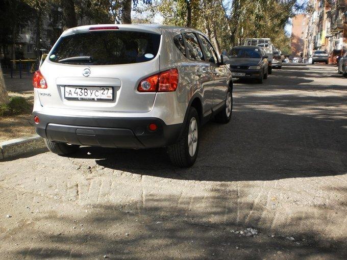 Nissan Dualis.
