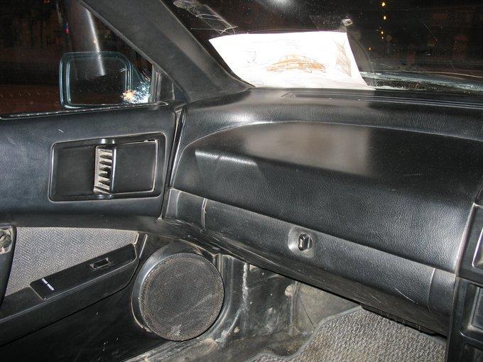 Nissan Exa.