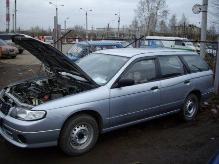 Nissan Expert 2001 - отзыв владельца