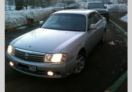 Nissan Gloria 2000 - ����� ���������