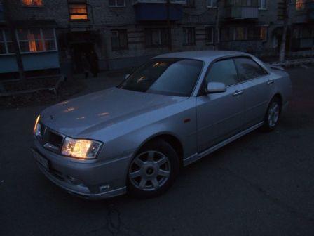 Nissan Gloria 1999 - отзыв владельца