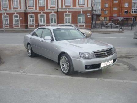 Nissan Gloria 2002 - отзыв владельца