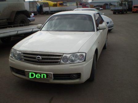 Nissan Gloria 2003 - ����� ���������