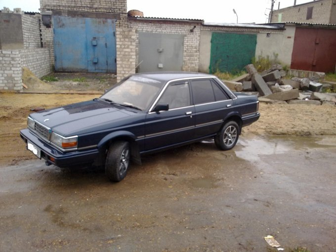 Nissan Laurel Spirit
