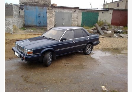 Nissan Laurel Spirit 1987 ����� ���������