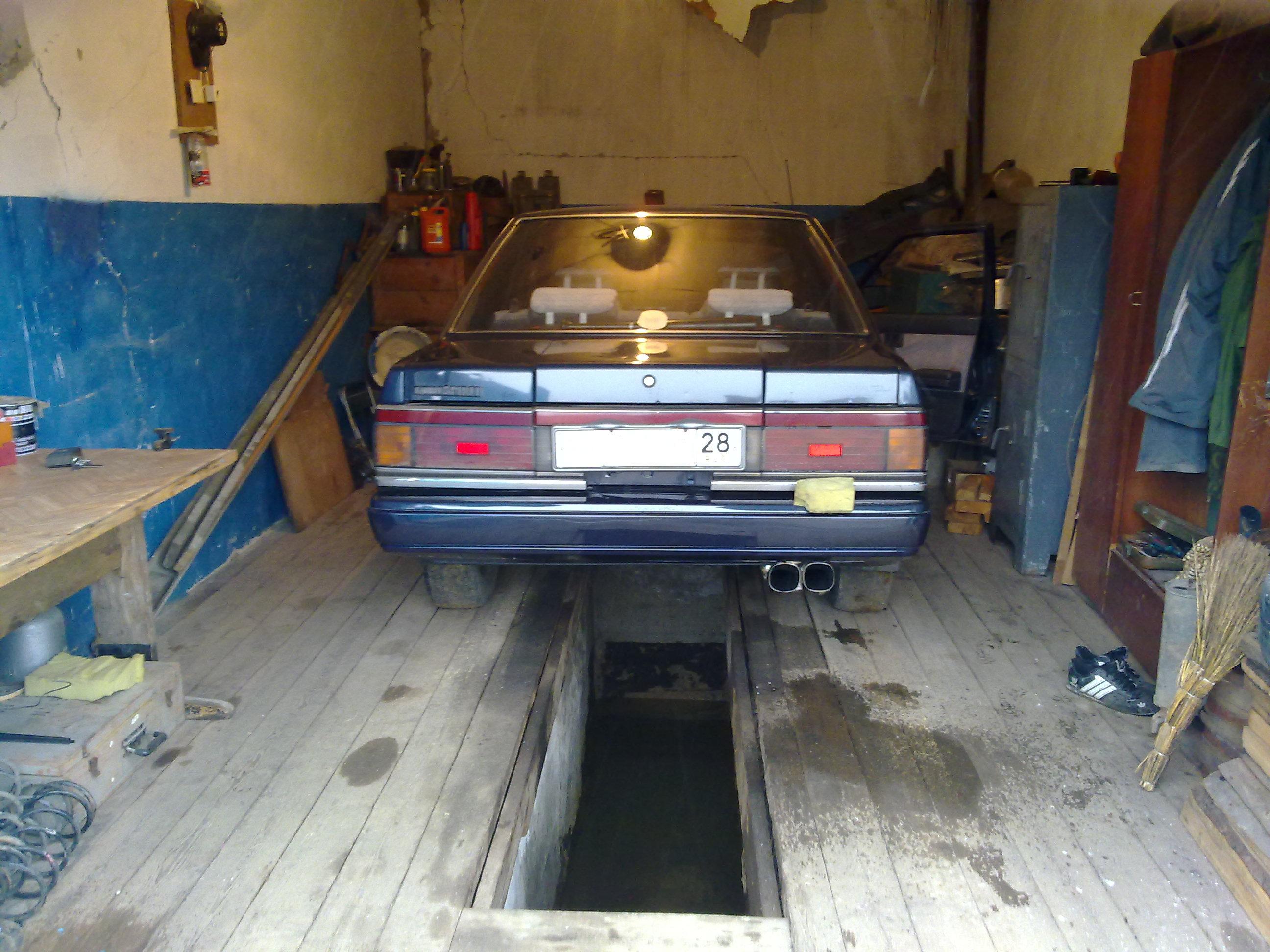 Nissan Laurel Spirit