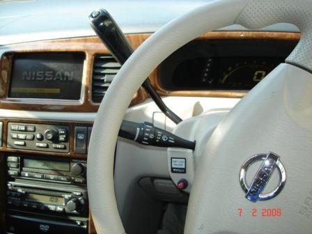 Nissan Liberty 2001 - отзыв владельца