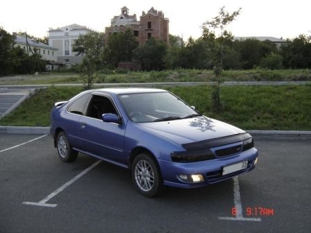 Nissan Lucino 1997 - ����� ���������