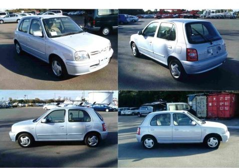 Nissan March 2001 - ����� ���������