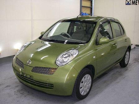 Nissan March 2003 - ����� ���������