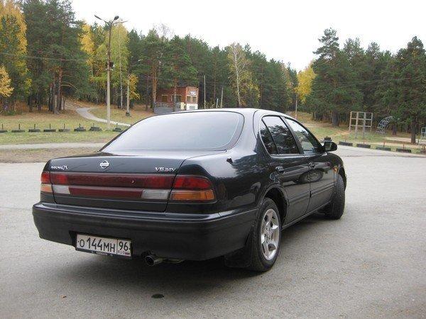 Nissan Maxima.