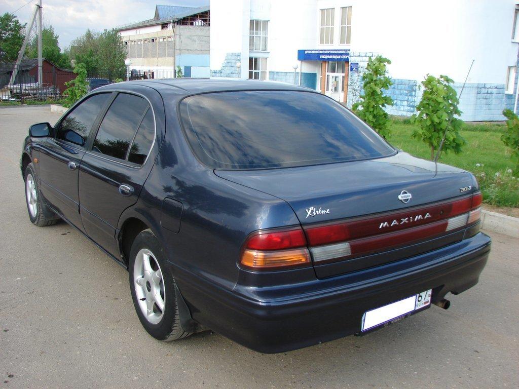 nissan maxima 1997 отзывы