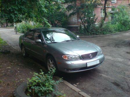 Nissan Maxima 2005 - отзыв владельца