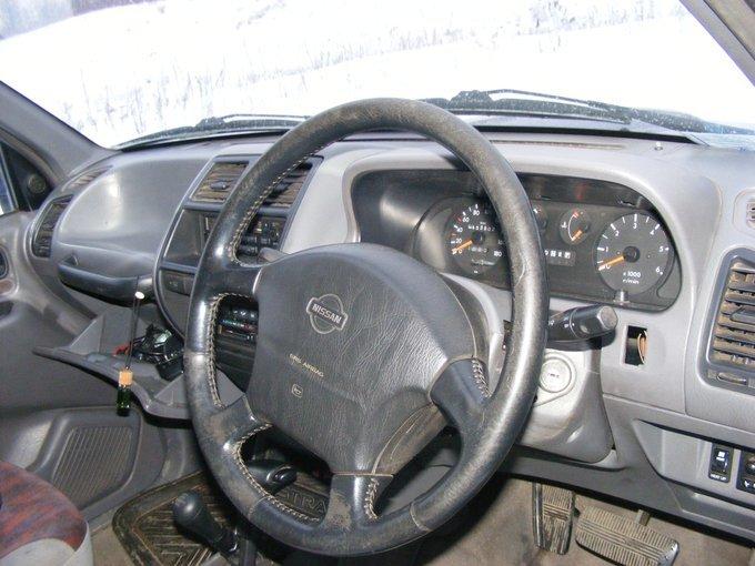 Nissan Mistral.