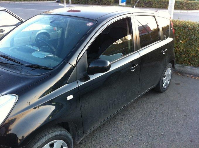Nissan note 2005 бензин 1498 куб см hr15 109 л с