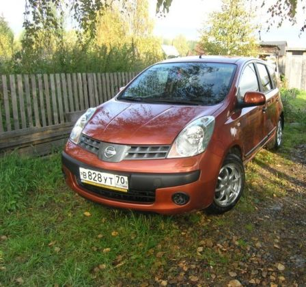Nissan Note 2007 - ����� ���������