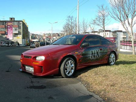 Nissan NX-Coupe 1992 - ����� ���������