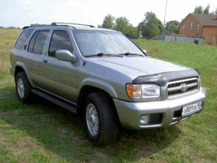 Nissan Pathfinder 2000 - отзыв владельца
