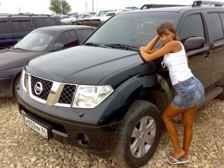 Nissan Pathfinder 2006 - отзыв владельца