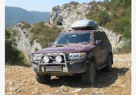 Nissan Patrol 2000 ����� ���������
