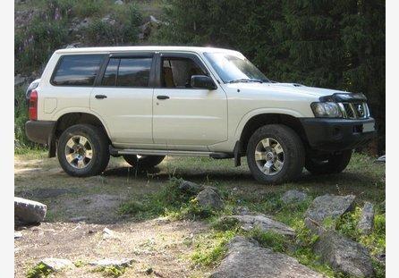 Nissan Patrol 2006 ����� ���������