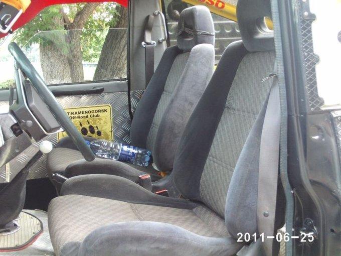 Nissan Patrol.