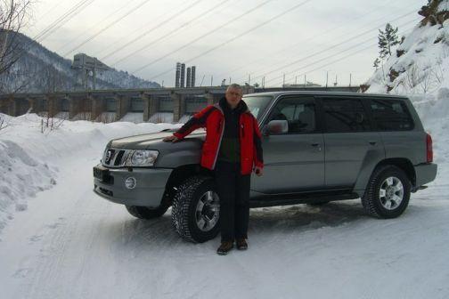 Nissan Patrol 2008 - отзыв владельца