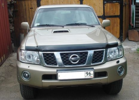 Nissan Patrol 2007 - ����� ���������