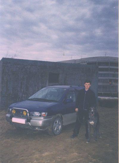 Nissan Prairie Joy 1996 - ����� ���������