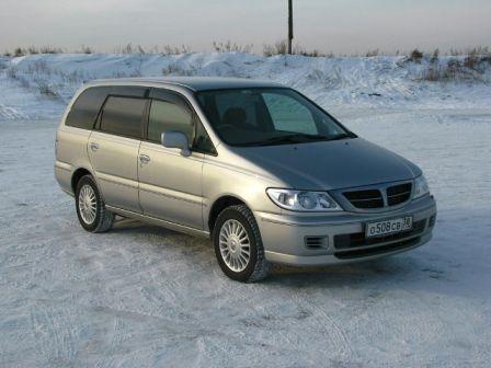 Nissan Presage 2002 - ����� ���������