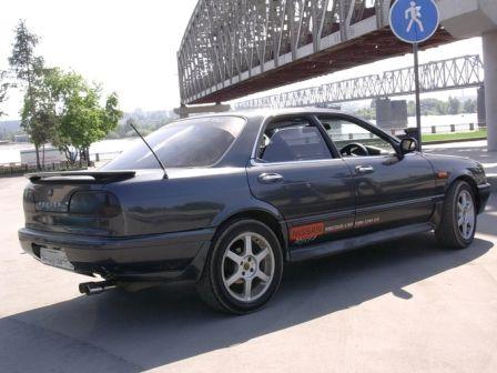 Nissan Presea 1993 - отзыв владельца