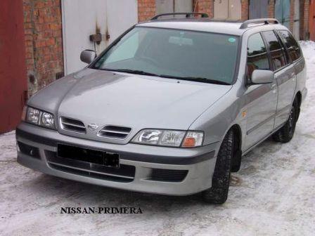 Nissan Primera 1999 - отзыв владельца