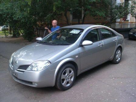 Nissan Primera 2001 - ����� ���������