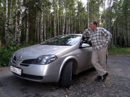 Nissan Primera 2002 - ����� ���������