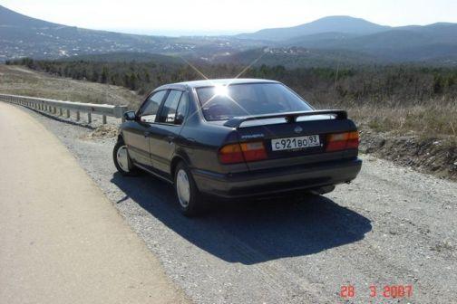 Nissan Primera 1993 - ����� ���������