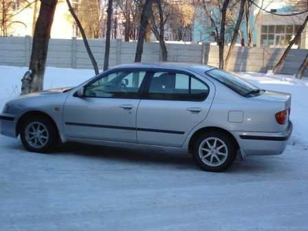 Nissan Primera 2000 - ����� ���������