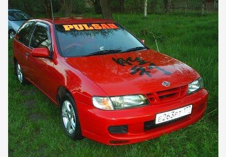 Nissan Pulsar 1997 отзыв