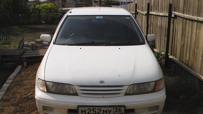Nissan Pulsar.