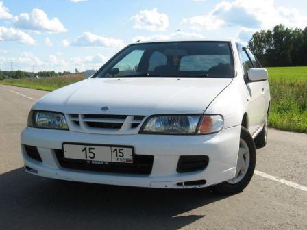 Nissan Pulsar 2000 - ����� ���������