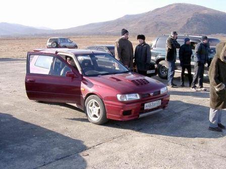 Nissan Pulsar 1991 - отзыв владельца