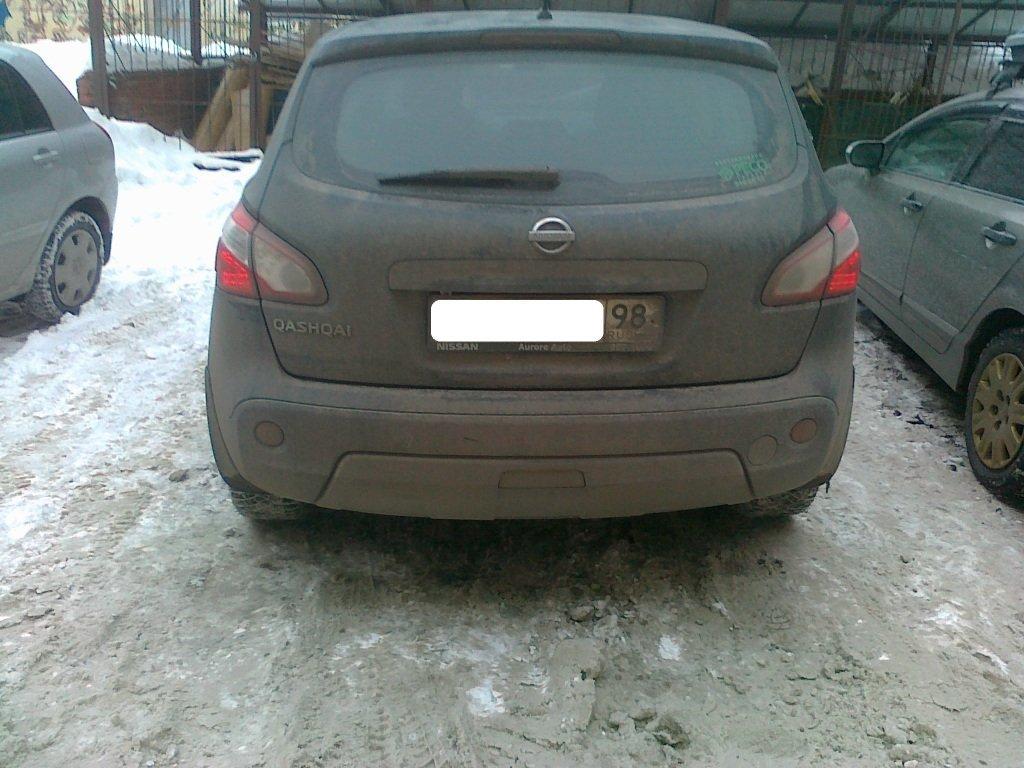 Nissan Qashqai, 2 1 купить в Липецкой области на Avito